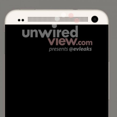 First render of HTC M7 spills online