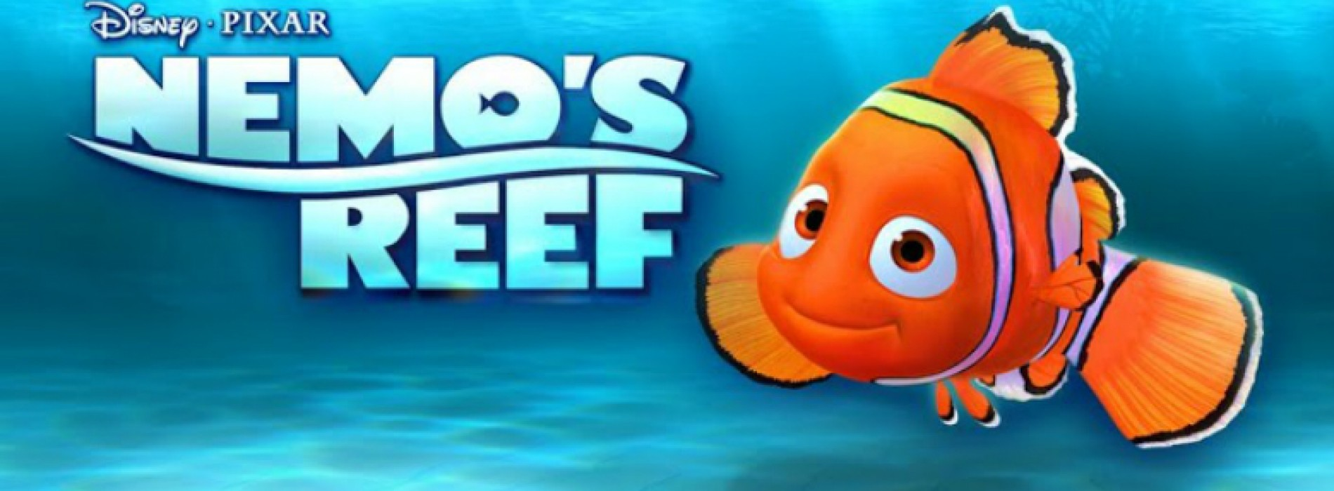 Nemo's Reef app review