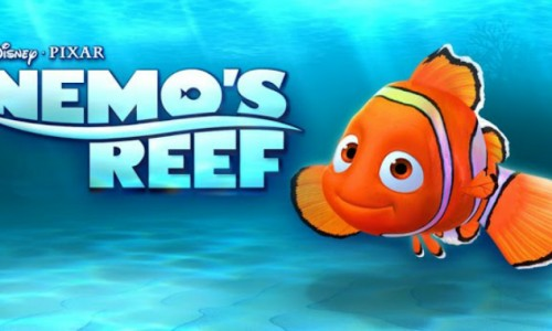 Nemo's Reef app review