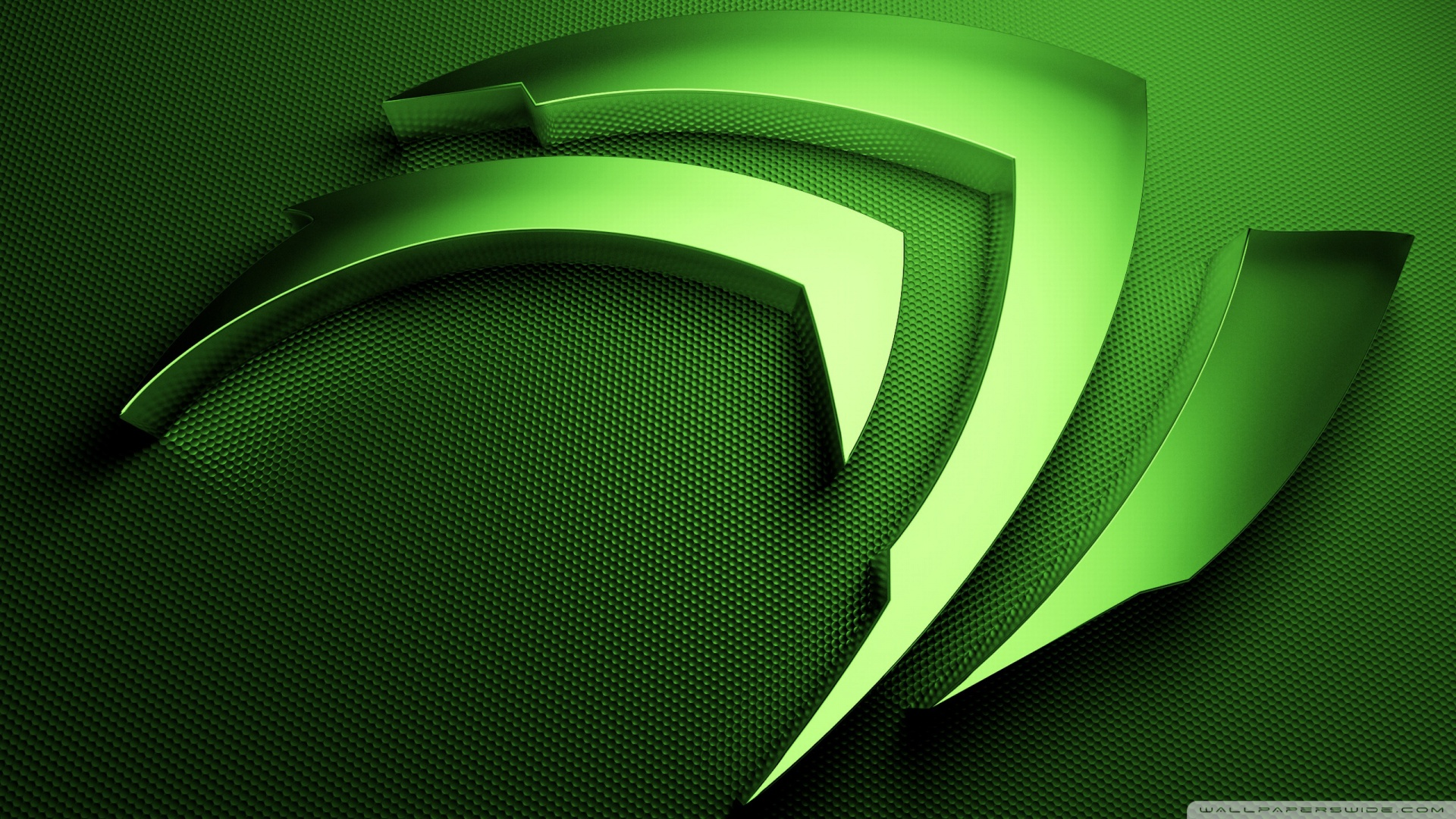 Nvidia Green 4 Wallpaper 1920x1080