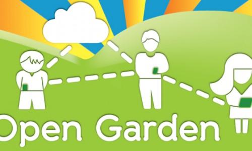 Open Garden app review