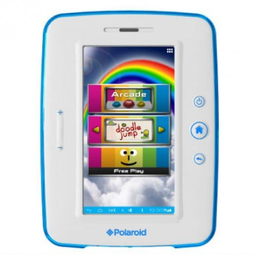 Polaroid debuts 7-inch Android tablet for kids