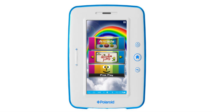 Polaroid 7 Inch Kids Tablet 720