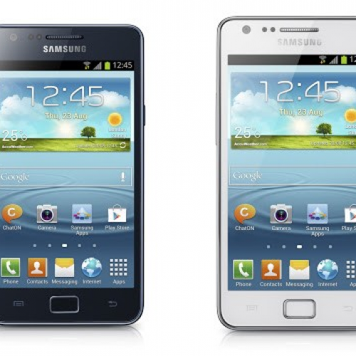 Samsung announces the Galaxy S2 Plus