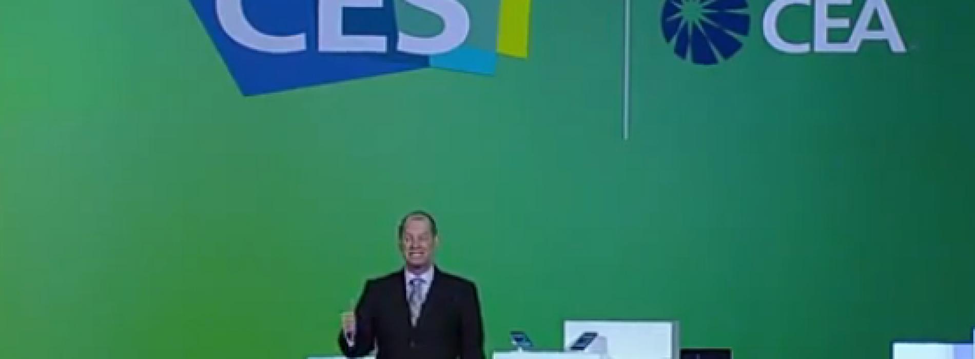 Watch Samsung's CES 2013 keynote in its entirety