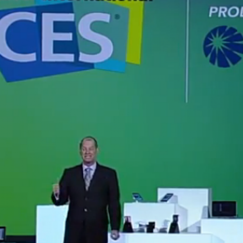 Watch Samsung's CES 2013 keynote in its entirety