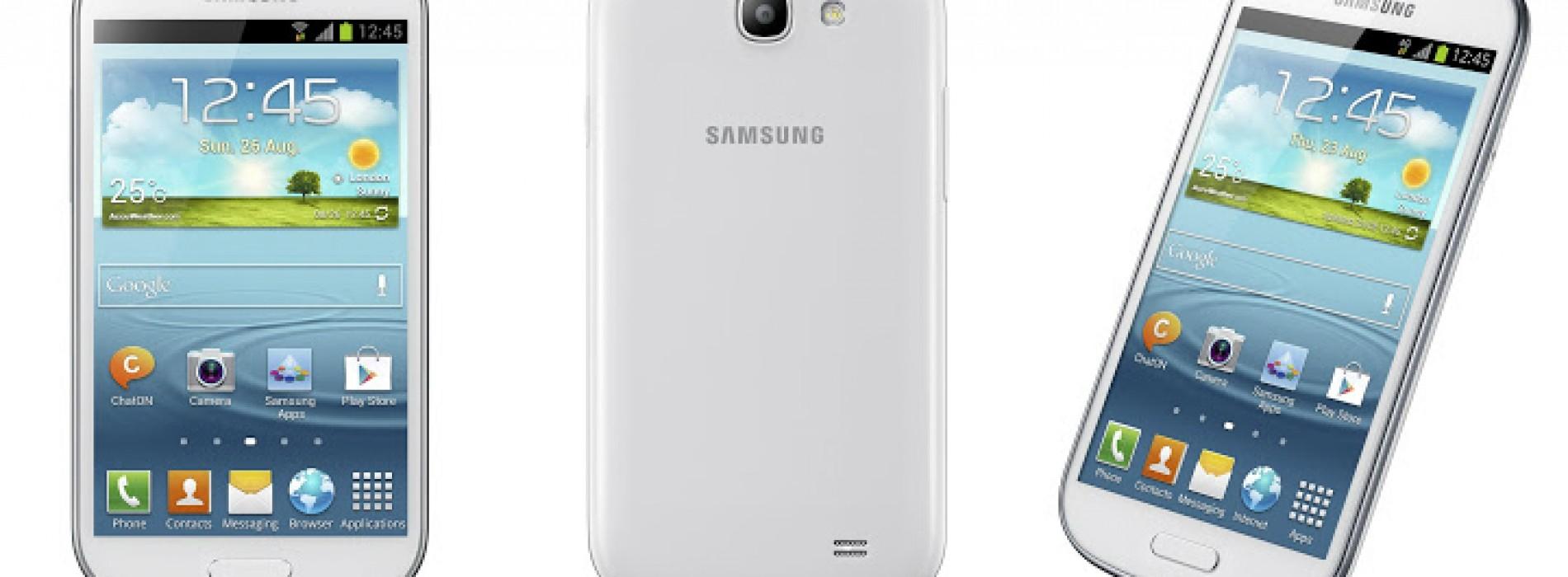 Samsung Galaxy Express announced for international markets