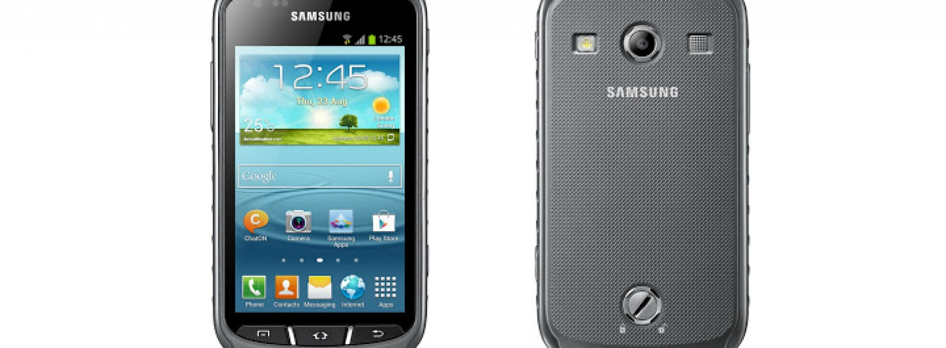 Samsung intros rugged and waterproof GALAXY Xcover 2