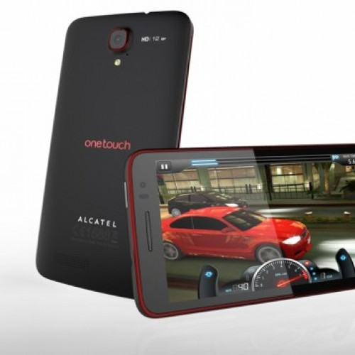 Alcatel unveils new Scribe HD LTE and 1080p Scribe X