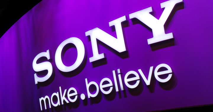 Sony Logo 720