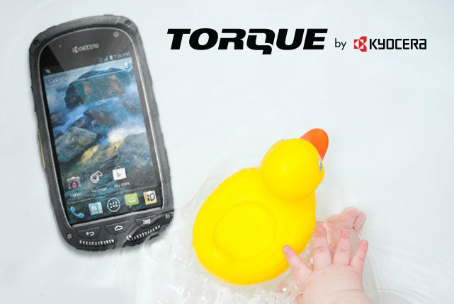 Torque Bath Water