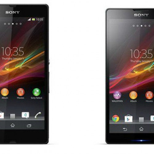 Press images leak for Xperia Z, Xperia ZL