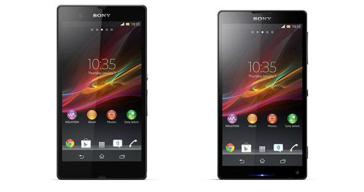 Xperia Z Xperia Zl Leak