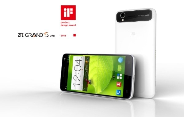 Zte Grand S Lte