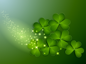 St Patricks_Day_ Clover_ Wallpaper