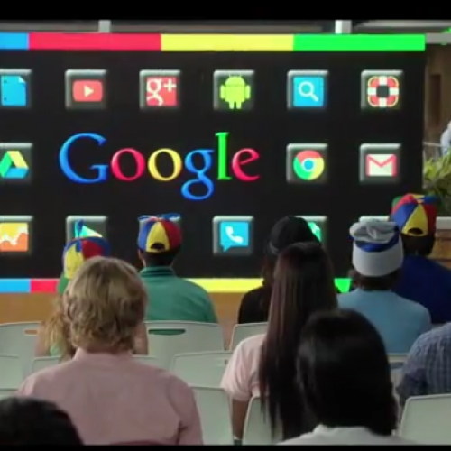 "Spot the Android cameos in ""The Internship"" trailer"