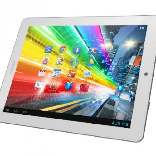 Archos introduces wallet-friendly trio of 'Platinum' Android tablets
