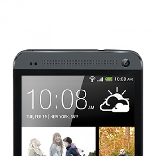 Black HTC One render leaks