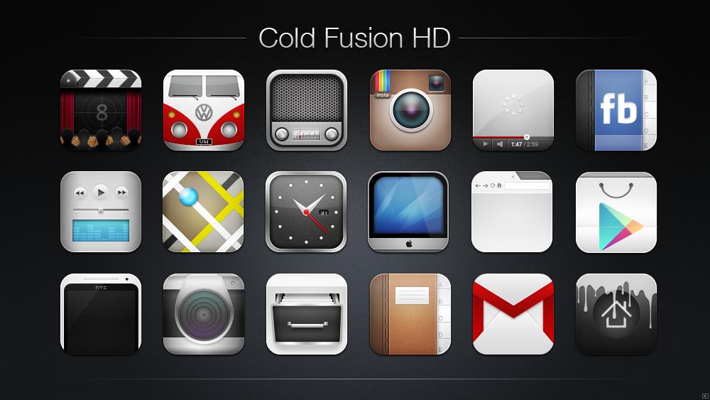 Cold Fusion HD