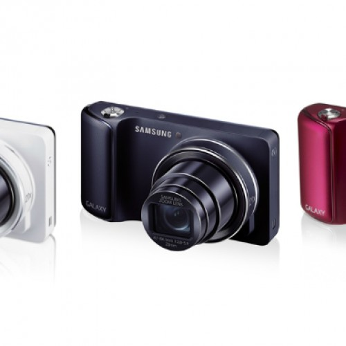 Samsung Galaxy Camera (Wi-Fi) arriving in April with $449 sticker