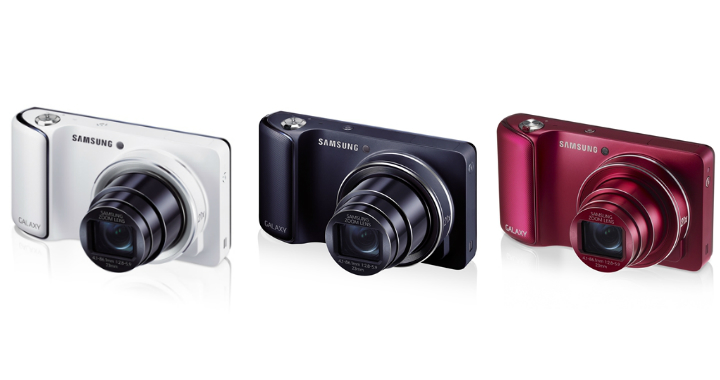 Galaxy Camera Wifi 720
