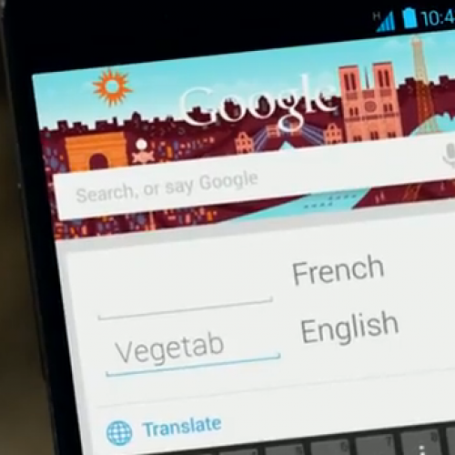 Google Now gets spotlighted in new Nexus 4 commercial [video]