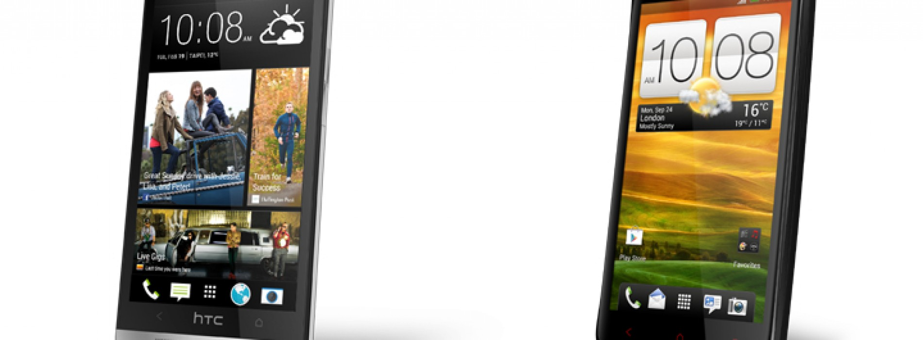 Comparing the HTC One to the HTC One X+