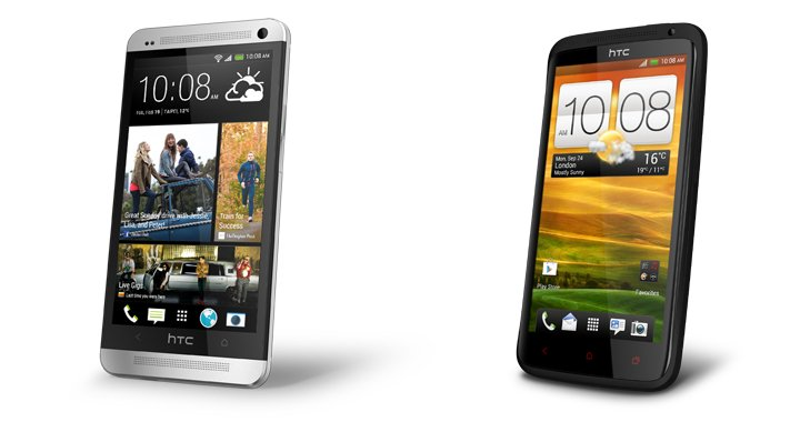 Htc One Compared Htc Onex