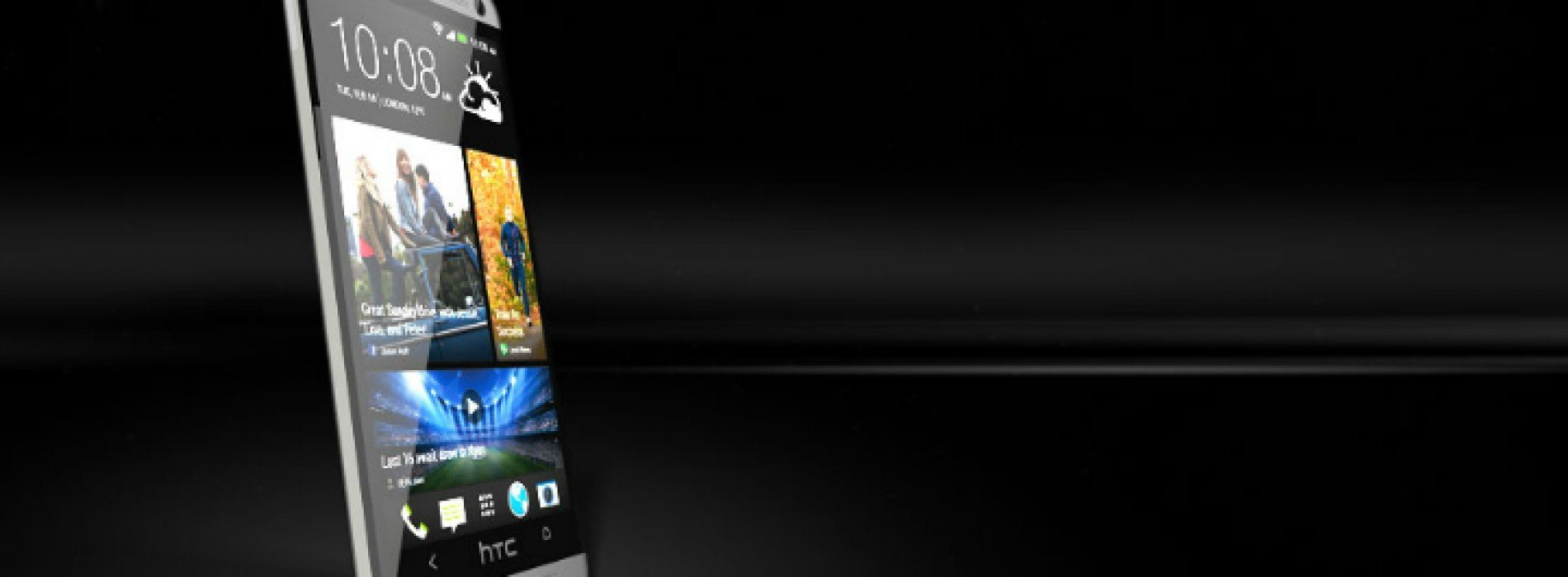 "HTC: The HTC One to hit U.S. ""before end of April"""