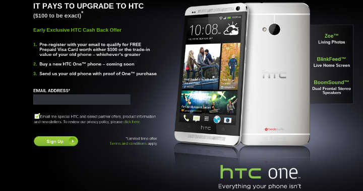 Htc Trade In 100