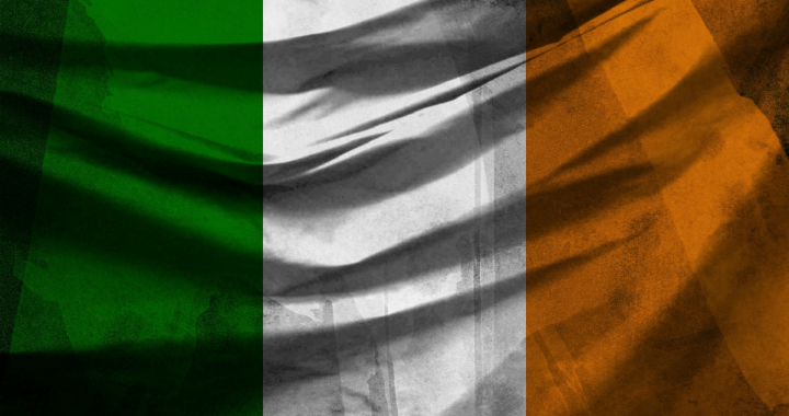 Irish Flag 720