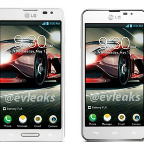 Images of LG Optimus F5, Optimus F7 leaked