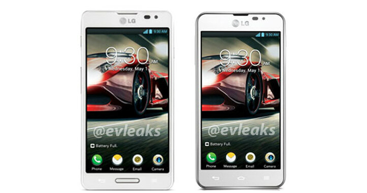 Lg Optimus F Series Leak