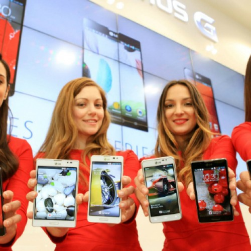 LG refreshes Android portfolio at Mobile World Congress