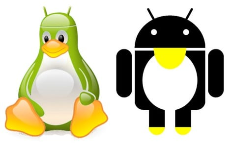 Linux Merges With Android