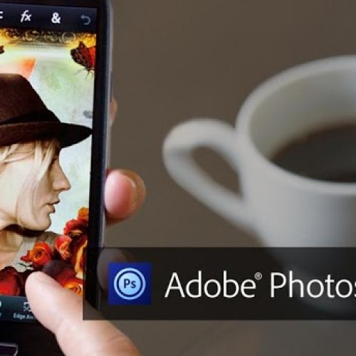 Adobe Photoshop Touch comes to Android smartphones