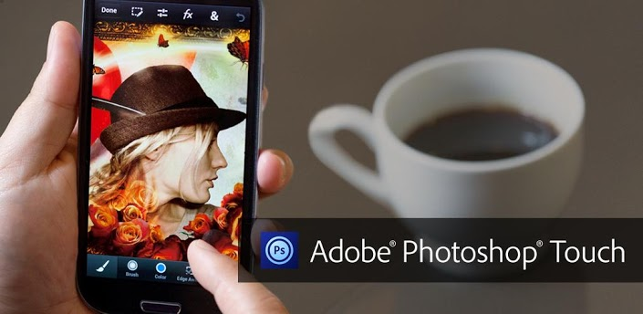Photoshop Touch Smartphone