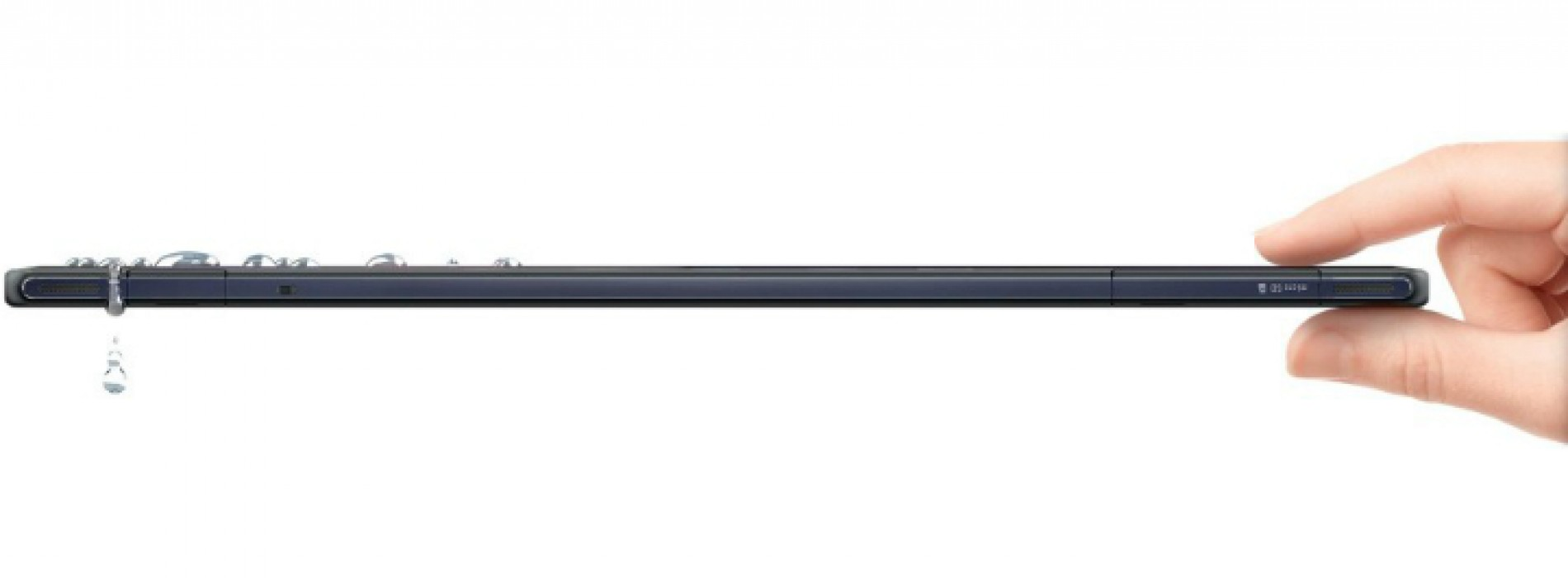 Sony intros 'world's slimmest and lightest tablet', Tablet Z