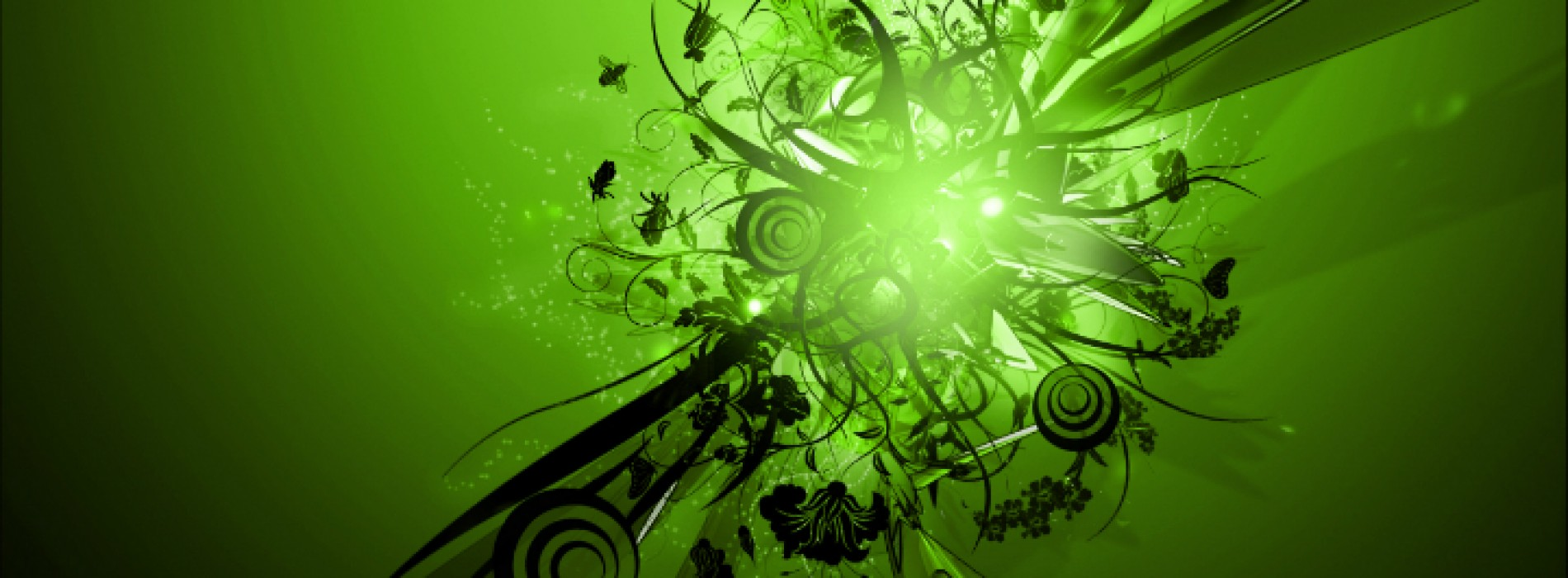 12 wallpapers for your Android device (Greens)