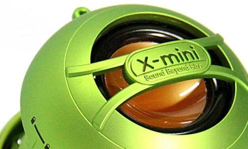 X-mini UNO speaker review