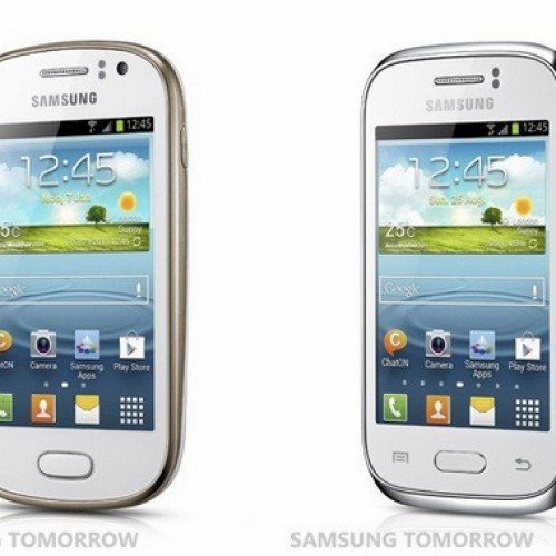 Samsung unveils new Galaxy Young and Galaxy Fame phones