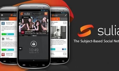 Sulia Quick Launch app review