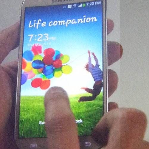 Report states the Samsung Galaxy S4 has hit the 20 million sold mark