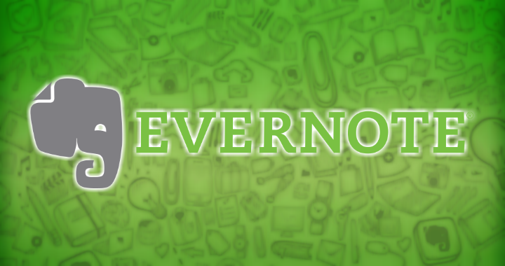 Evernote 720 Blurred