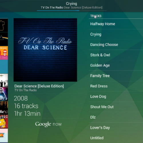 Google Play Music concept is the stuff we dream of
