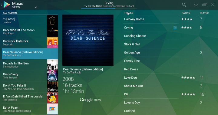 Google Play Music Concept 720
