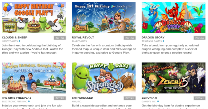 Google Play Screen Grab 1yr 720