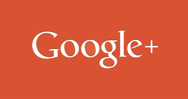 Google Plus Logo 720