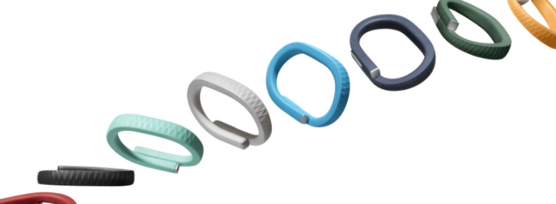Jawbone UP app arrives for select Android devices