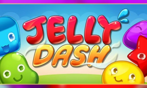 Jelly Dash: Incredibly entertaining with high replay value